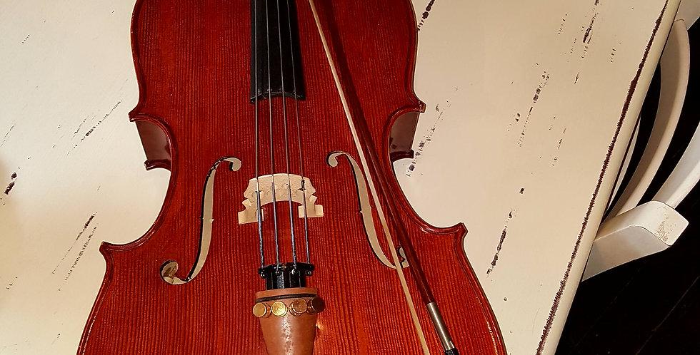 Half Size Cello and Case