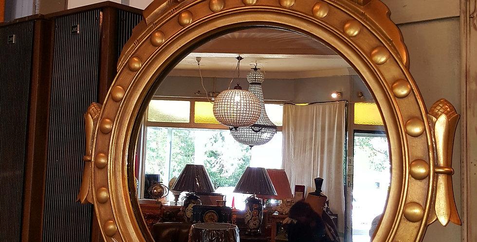 Vintage American Embassy Mirror