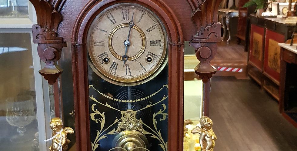 """Triumph"" Clock"