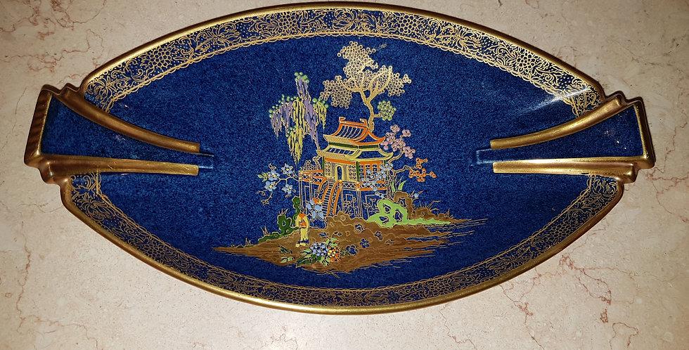 Carltonware Bleu Royale Dish