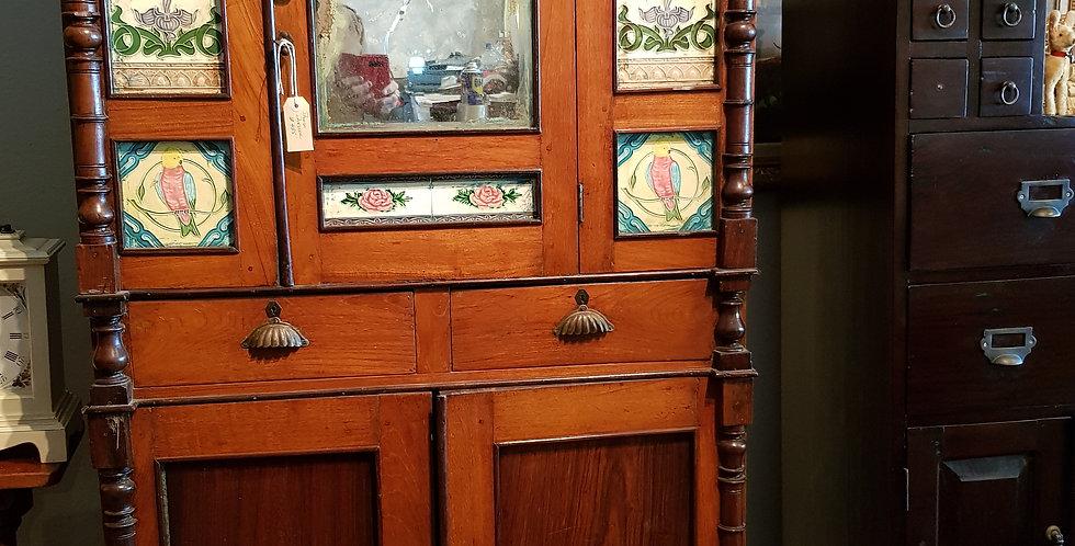 Antique Danish Dresser