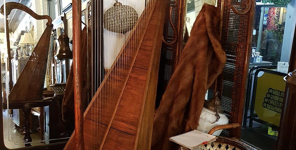 Antique Spanish Harp