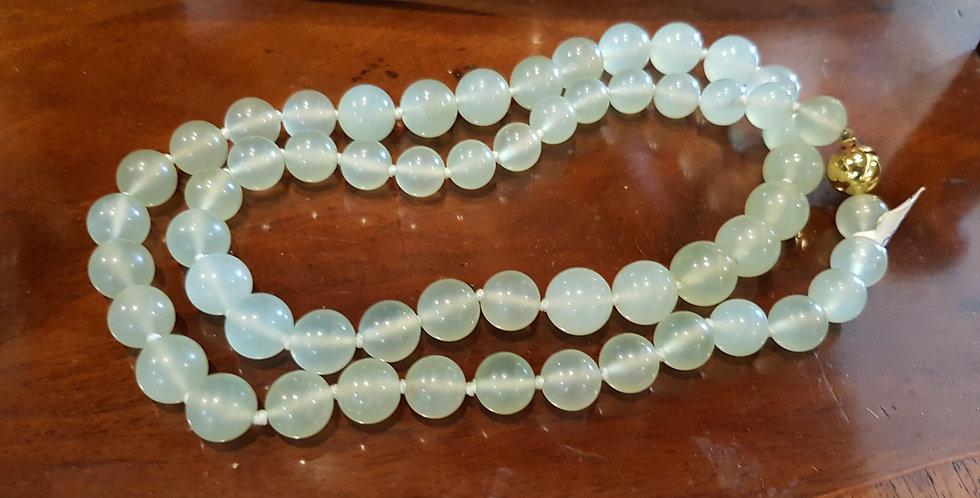 Ice Jade Necklace