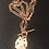 Thumbnail: Antique Albert Chain and shield
