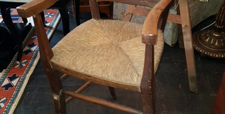 Victorian Child's Chair