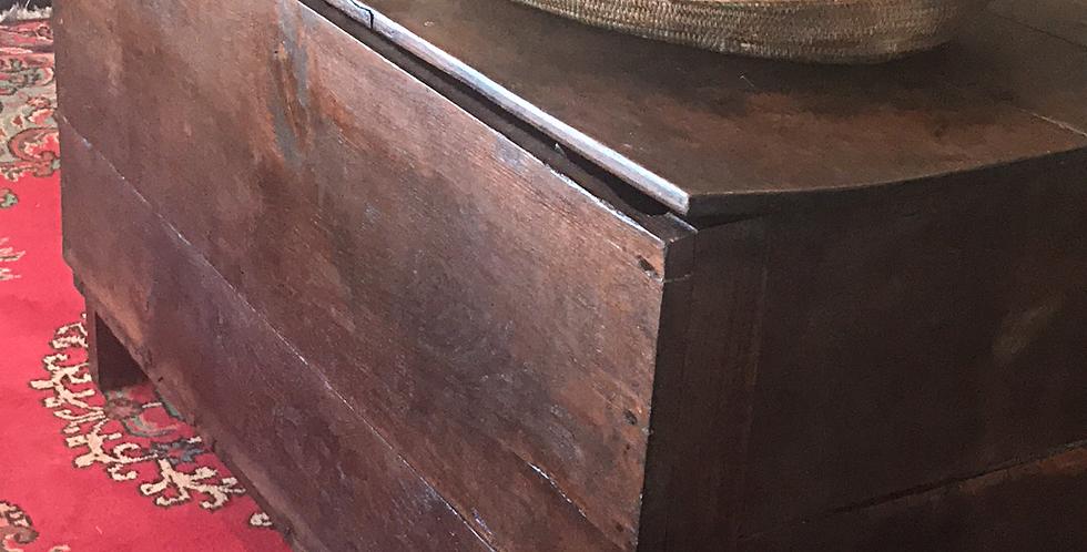 Antique Georgian trunk /coffer