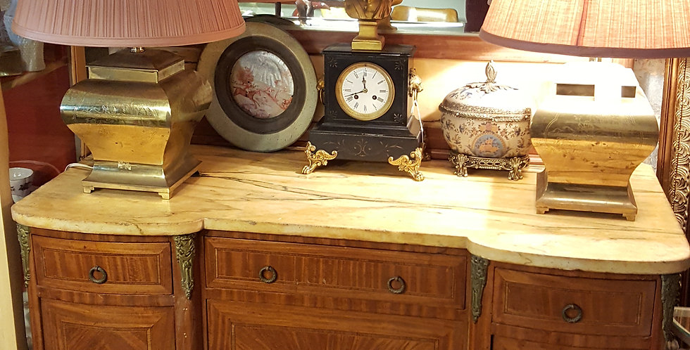 Antique French Dressing Table