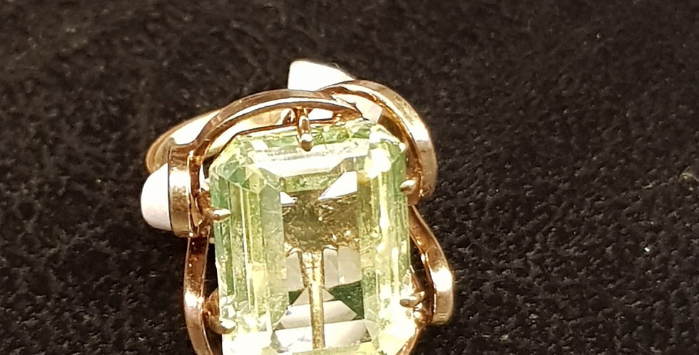 1950's Cocktail Ring