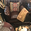 Thumbnail: Chesterfield sofa and arm chair