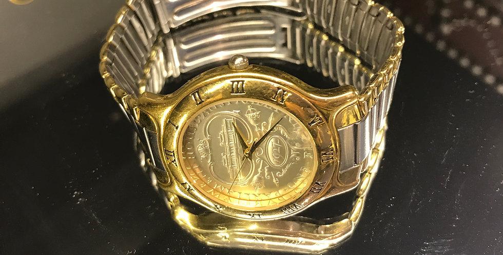 Original coin company watch