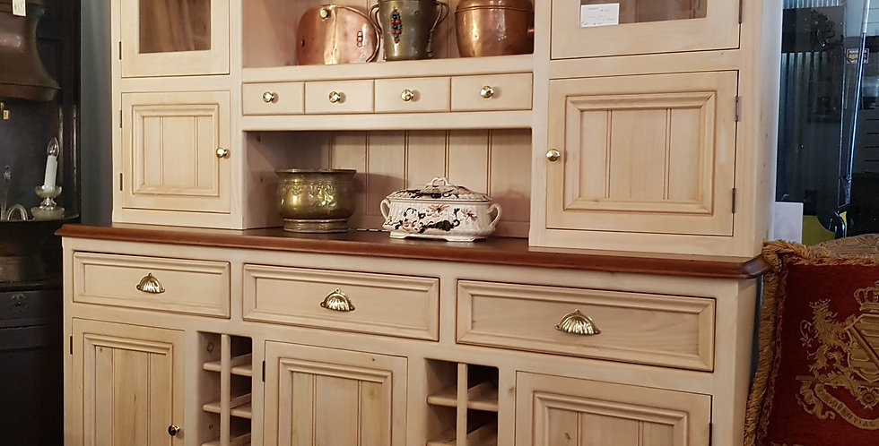 Large Country Style Dresser