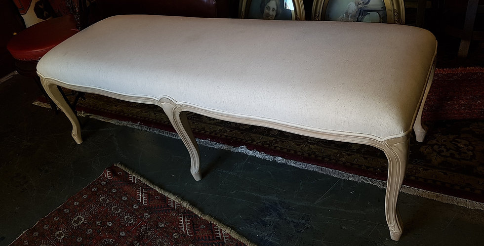 French Style Bench Seat