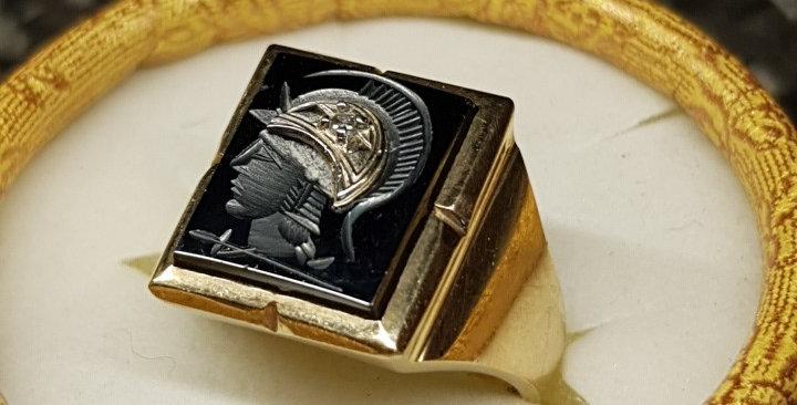 Men's 'Centurian' Ring
