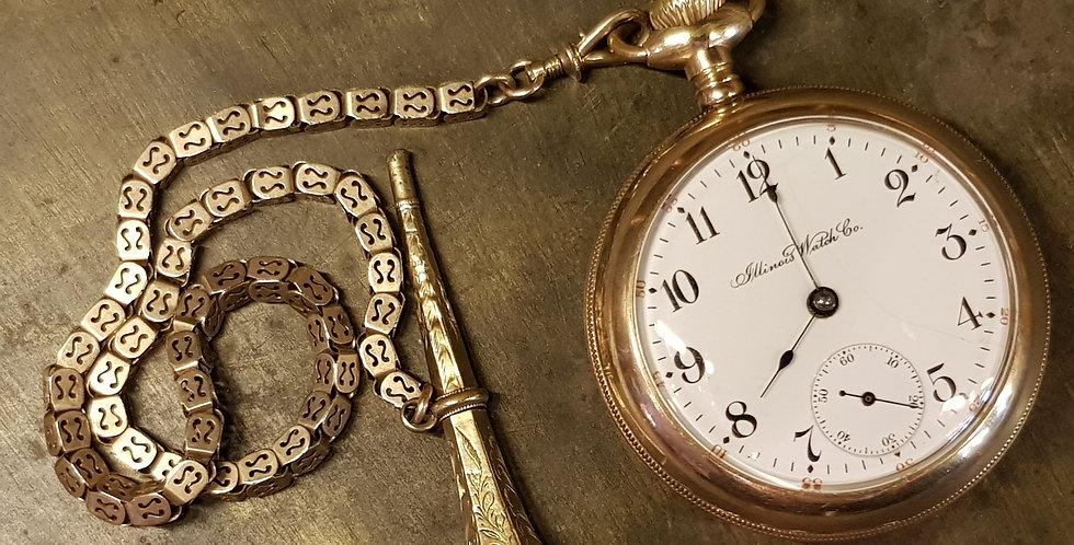 Pocket Watch & Watch Winder