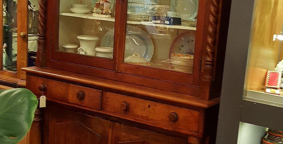Antique Dutch Display Cabinet