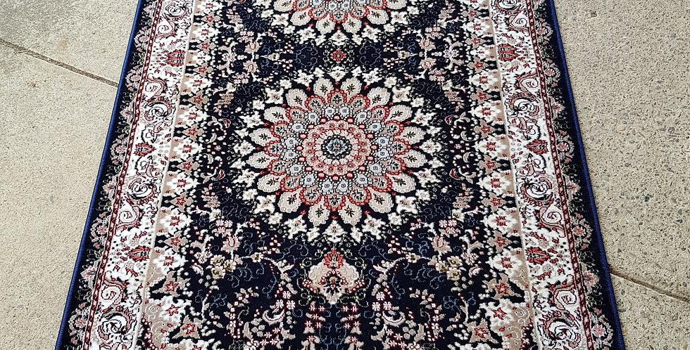 Machine Woven Silk Rug