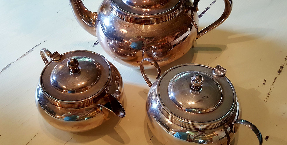 Vintage Mayfair Coffee Set