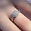 Thumbnail: 9 ct gold diamond ring