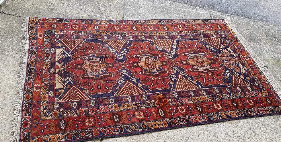 Vintage Iranian Rug