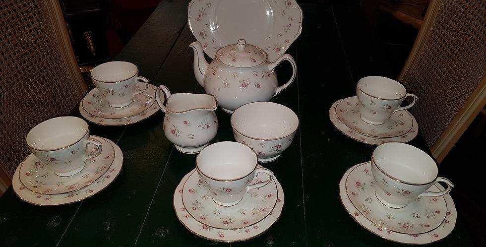 """""""Maria"""" Tea Set by Duchess"""