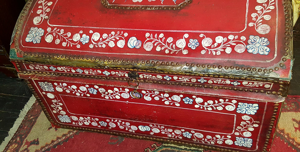 Antique French Chest