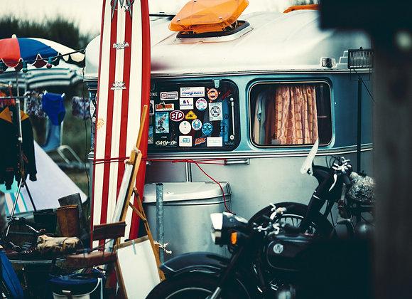 Surfing Caravane