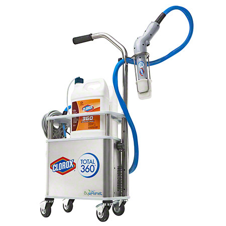 Fighting Against Outbreaks with Clorox 360