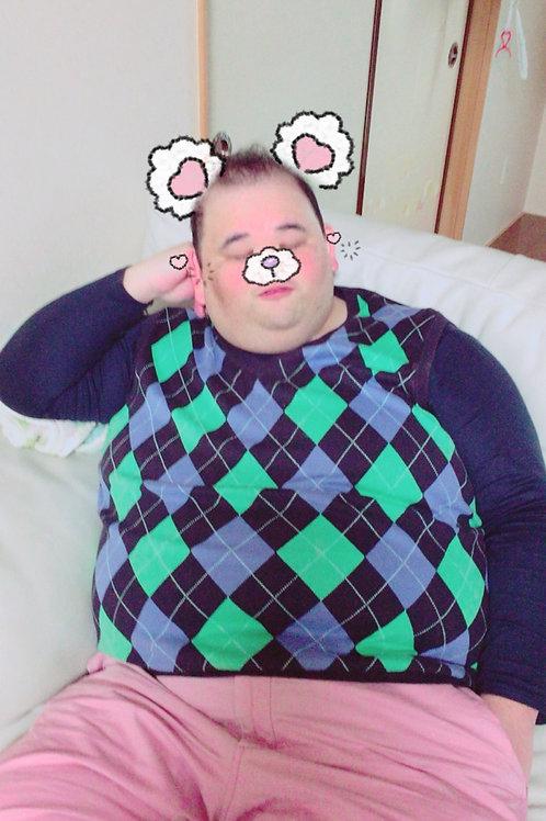 笑顔なデブ[兵庫]
