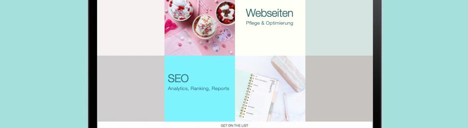 Webseiten Pflege & Aktualisierung