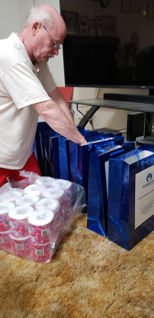 Reaching Out to our Low-income Seniors Living Independently