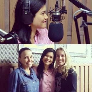 """Compartilha! no programa de rádio """"Para Mulheres"""""""