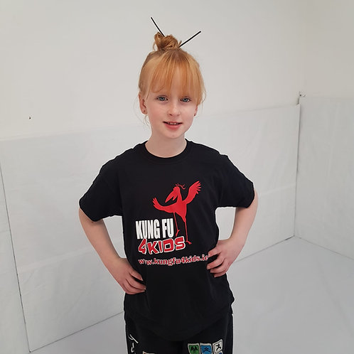 Kung Fu 4 Kids Tee Shirt