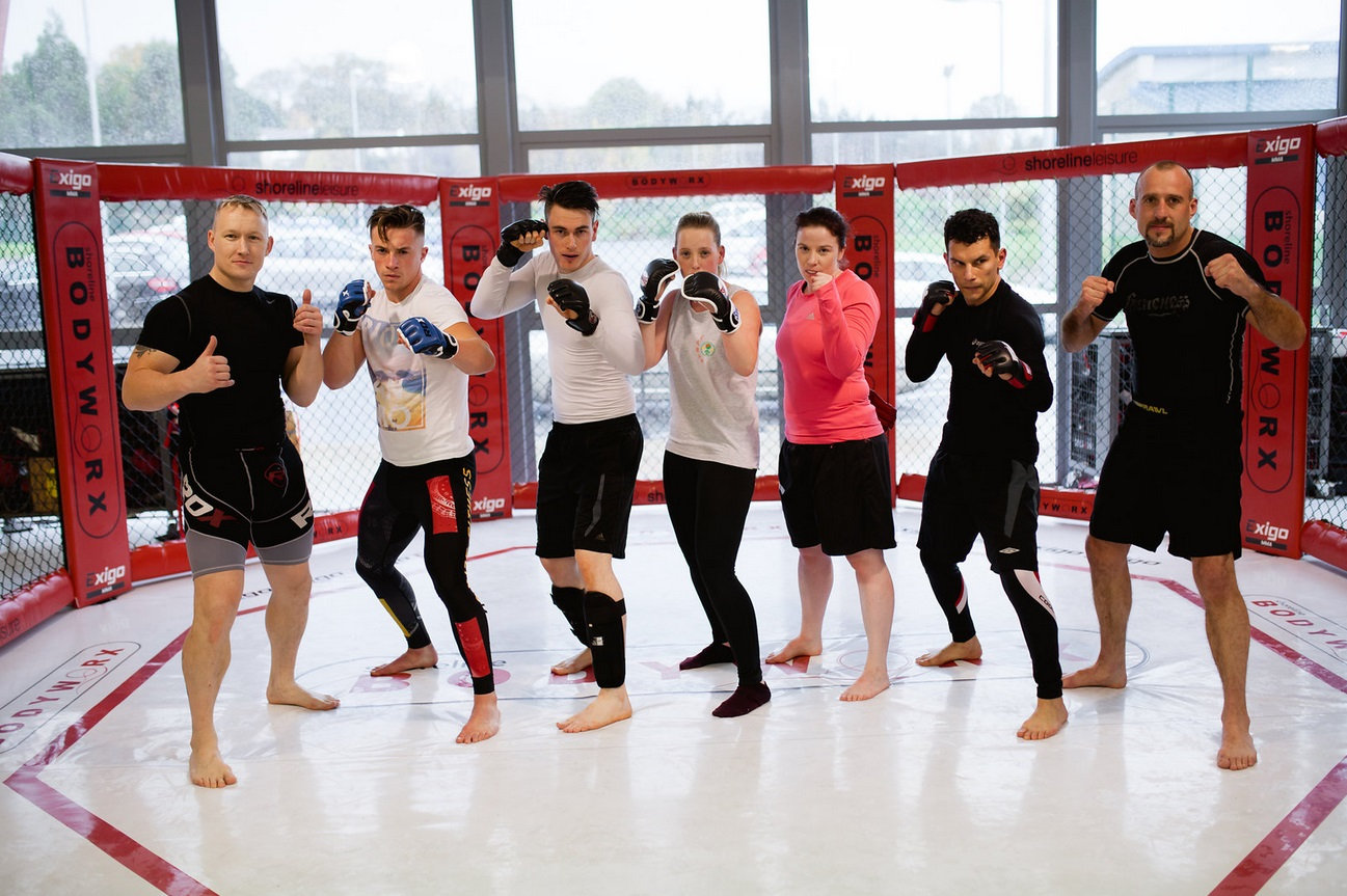 Beginner MMA Course