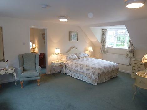 Wroughton Lodge Bed and Breakfast nr Lavenham