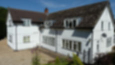 Wroughthon Lodge Bed and Breakfast nr Lavenham