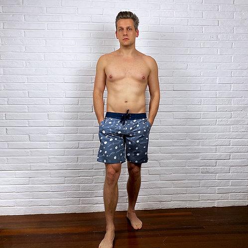 """ISWT x Kitu Kiblu 17"""" Men's Boardshorts Surf Shorts"""