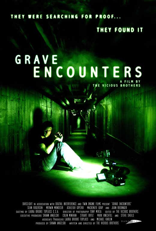 grave encounters horror movie found footage mental hospital ghosts haunted
