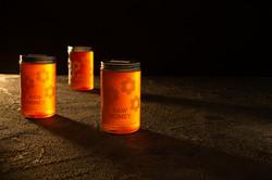 Urban Hum Raw Honey Product design