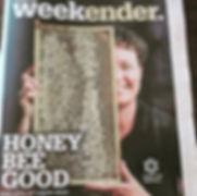 Newcastle Weekender Honey Bee Good.jpeg