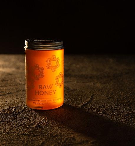Summer Blend Raw Honey