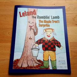 Leland The Ramblin' Lamb ~ The Maple Tree's Surprise