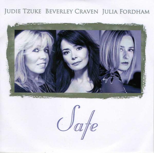 Safe - Promo CD