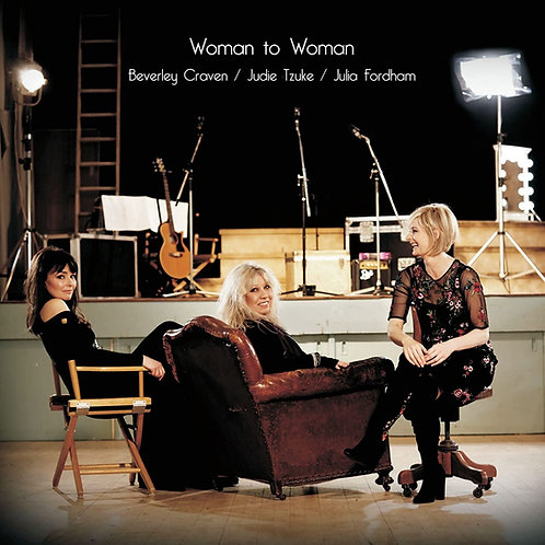 Woman To Woman - CD