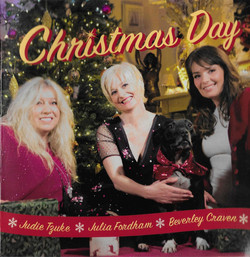 Christmas Day - Promo CD Xmas Card