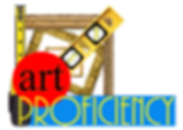 Art Proficiency Art Installation and Art Services Logo