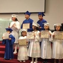 Graduaciones de la Escuela Dominical
