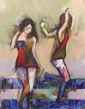 BAILANDO / DANCING