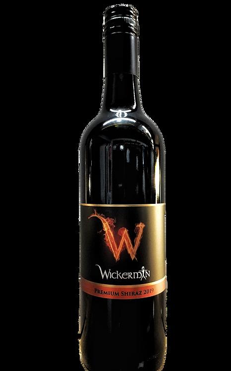 Wickerman Premium Shiraz 2019