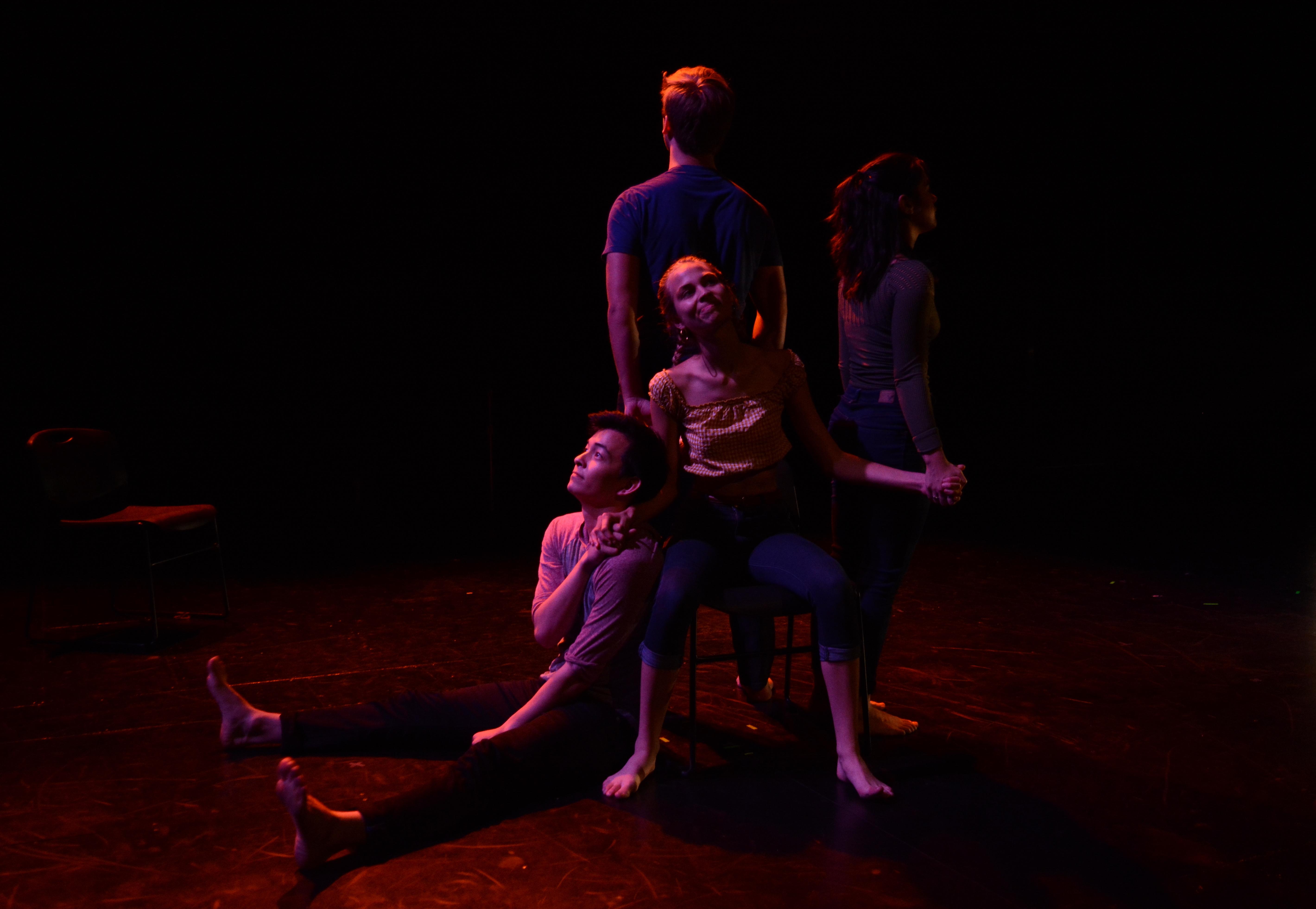 Choreographed by  Rachel Pospíšil