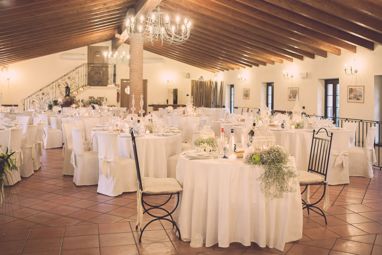 Sala ricevimento matrimonio Mantova